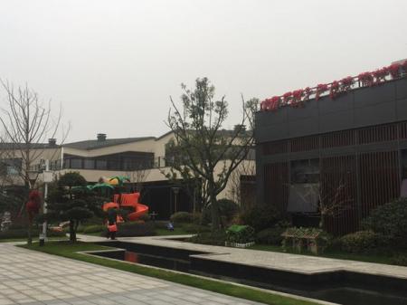 苏州碧桂园十里江南实景图