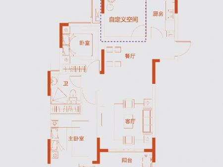苏州南山柠檬花园柠府户型图