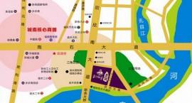 新余袁河御景B区—城东罕见纯多层住宅社区