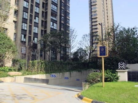 南京保利中央公园实景图