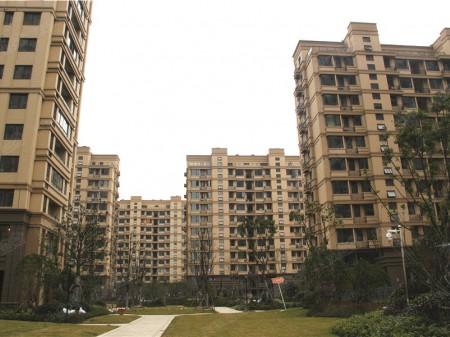 南京翠屏城实景图