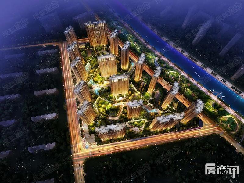南京正荣润江城