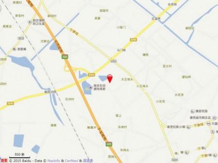 南京碧桂园世纪城邦交通图