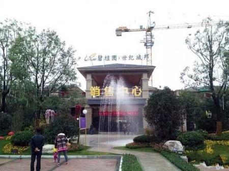 南京碧桂园世纪城邦实景图