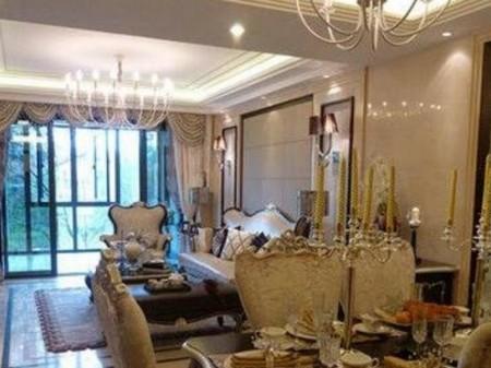 南京碧桂园欧洲城二手房3室精装房118平65万