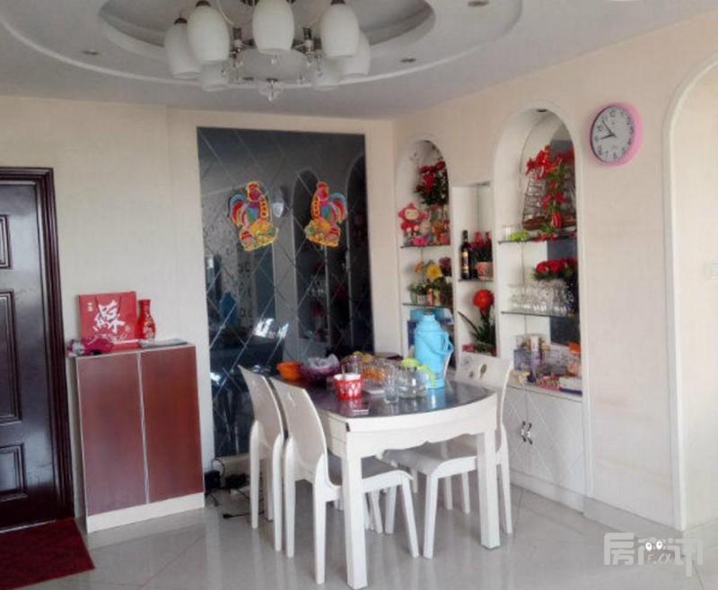 南京钱塘望景花园二手房3室111平280万带家电