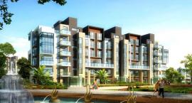 镇江景天花园仅剩少量毛坯公寓 均价7400元/平