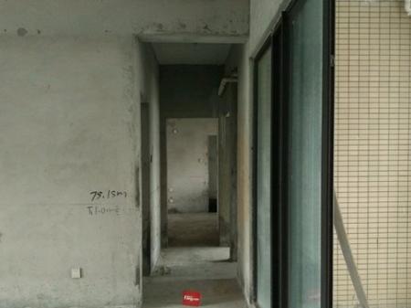 四万平绿林公园 南北通方正稀有厅出20平阳台
