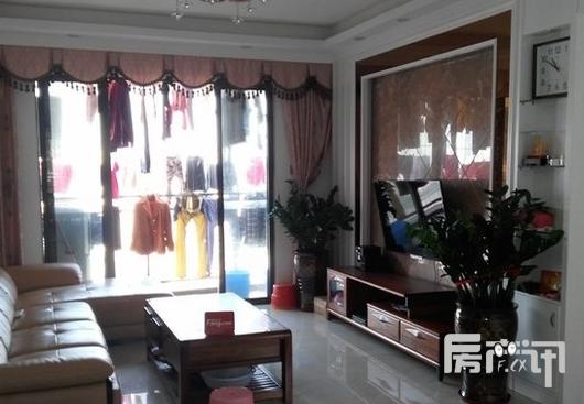 深圳海航城满2年.南北通透4房.