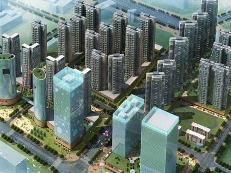 深圳宏发前城效果图