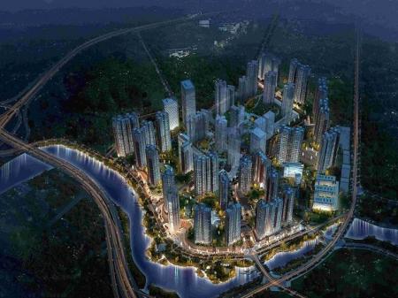 深圳大族河山