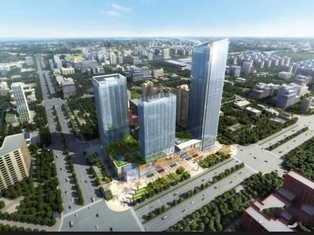 合肥汇景城市中心