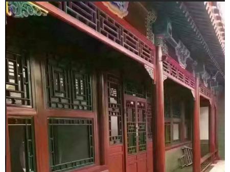北京新街口南大街 简单装修 加自建15米