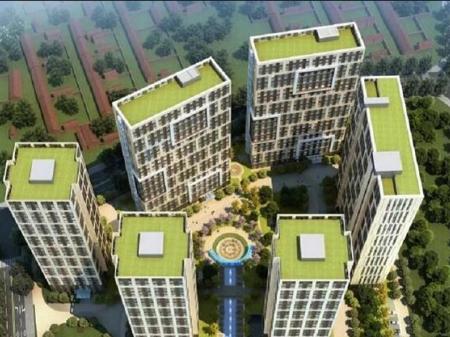 北京大运河孔雀城·钻石湾效果图