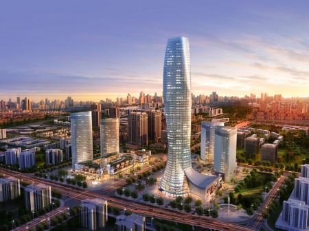 重庆两江春城