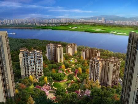 重庆首创城效果图