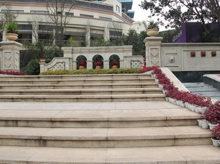 重庆首创城实景图