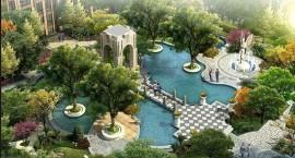 高品质的住宅-安居·尚美城