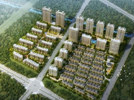 宁波荣安香园2期