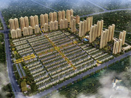 金华缤虹星城