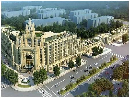 金华嘉福商务中心