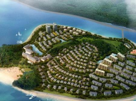 舟山峰景湾