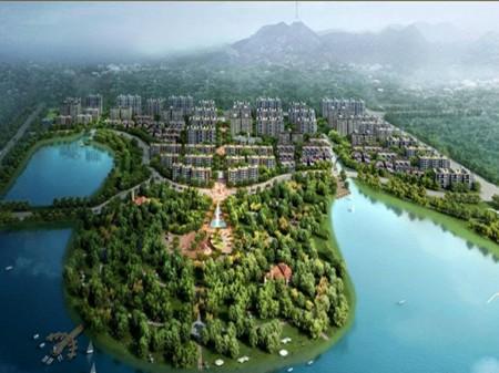 淮北湖畔御景