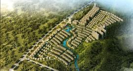 九龙湖打造茂名首个度假风情别墅生活区