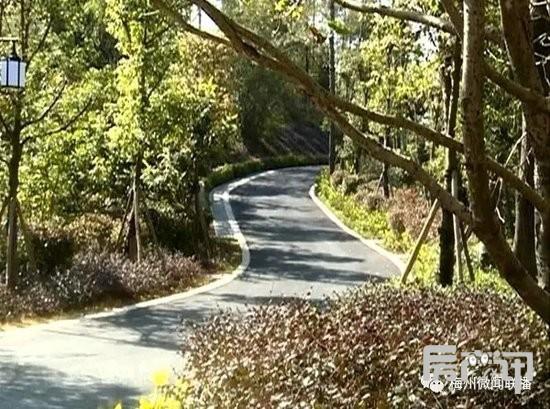 梅城马鞍山公园完工在即 又将多一处休闲锻炼好去处