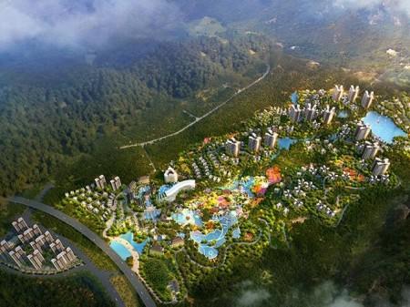 泉州天沐温泉国际旅游度假区