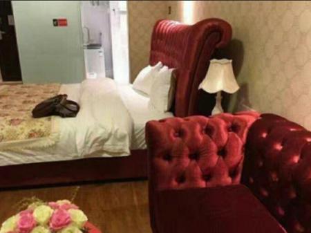 柳州万达公寓 1室1厅1卫55 平 豪华装修