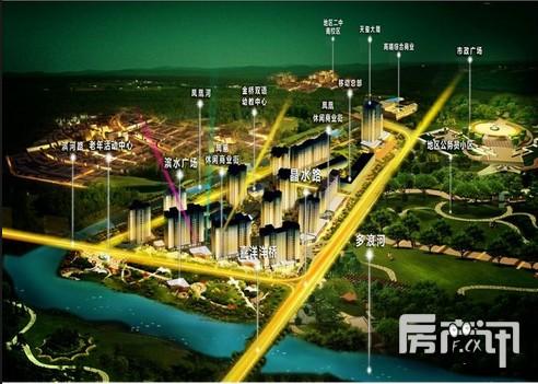 阿克苏金桥·凤凰城