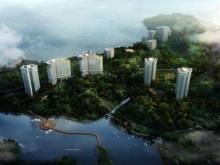 黄绿地太平湖景观寓出售