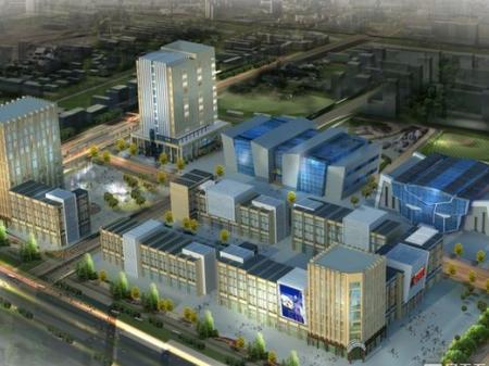 乌兰察布兴福隆综合商贸城