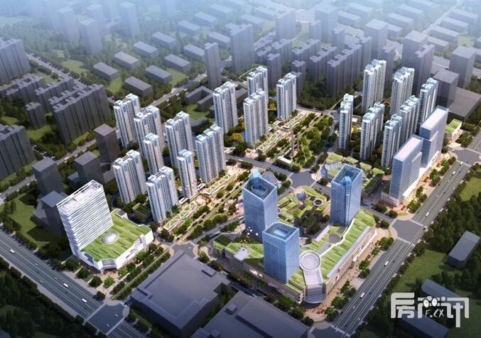 襄阳汉水华城