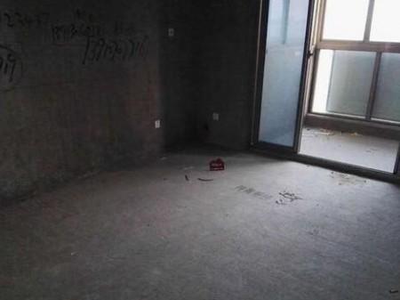 南悦豪庭 2室2厅1卫 92㎡ 纯毛坯