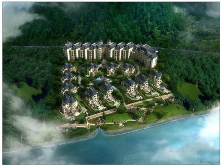 桐庐绿尚春江城堡