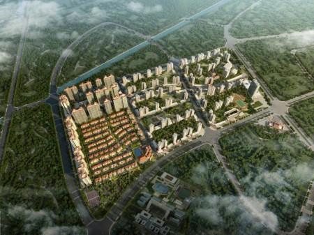 增城绿湖国际城