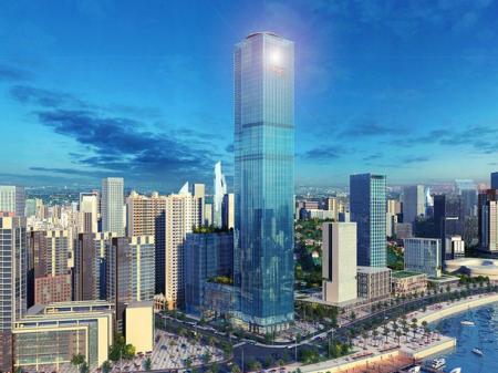 衡阳金钟·国际金融中心