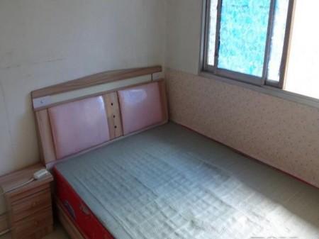 季付大桥南路单位一室一厅50平米四楼有家具家电已装