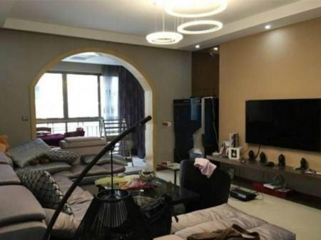 贵阳檀溪谷二手房精装步梯房3室房价85万 环境好