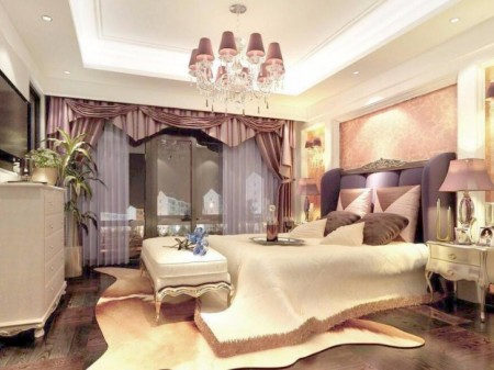 唐山渤海豪庭二手房2室80平90万低价出售