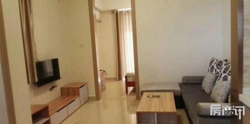 鹤山坚美园二手房1室精装修30万 电梯洋房