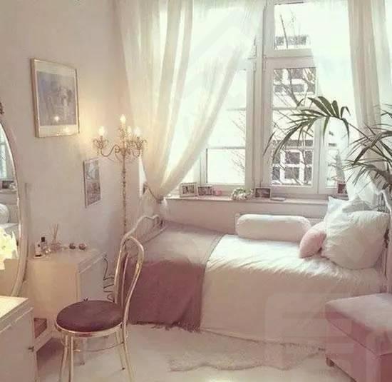软萌粉红卧室 寻找过去的童真