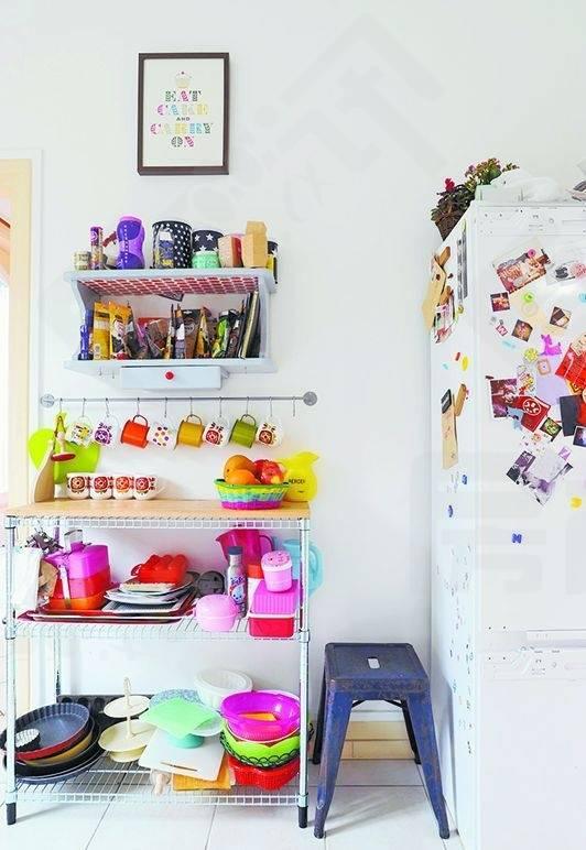运用国外家庭所使用的秘技 打造东西虽多却舒适的空间