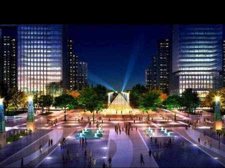蚌埠明珠广场凤凰城