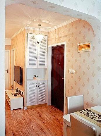房子进门玄关的设计