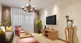 客厅电视背景墙的设计最重要