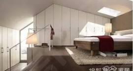 家装卧室衣柜装修设计效果图精致女人家居必备