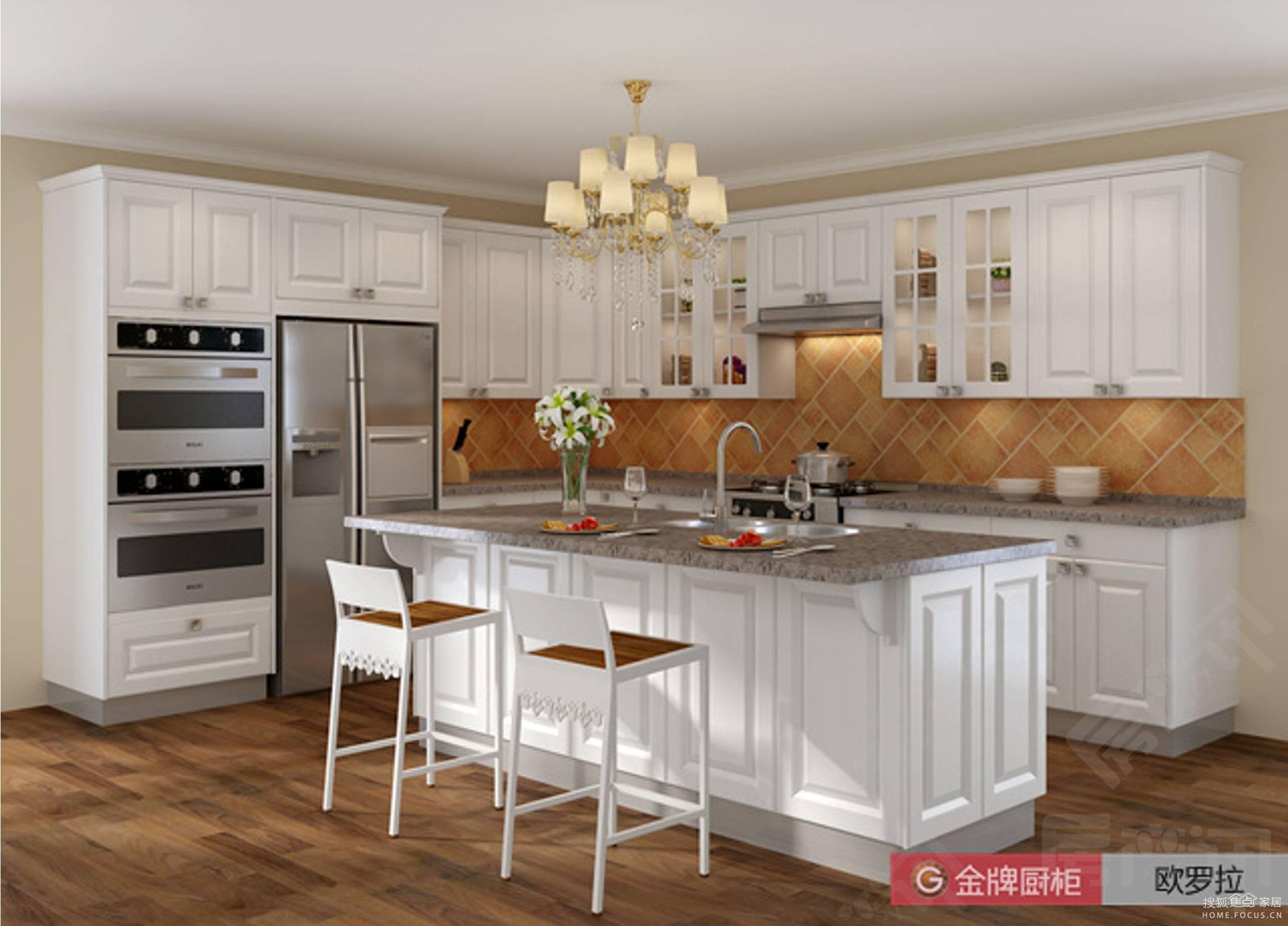 整体厨柜应选择什么风格设计,才能一套恒久远!